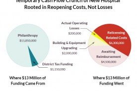 Pie Charts Revised Final Cost of  Reopening Feb 12