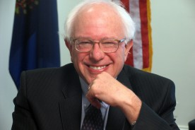 Bernie rights free headshot