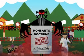 Graphic for Monsanto doctrine graphic