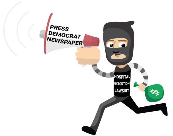 Robber Final Hopsital case
